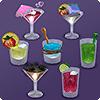 Навык смешивания напитков в Симс 4 и дополнениях