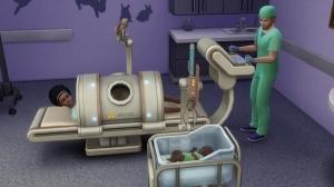 Групповые снимки, болезни, младенцы и новый район в «Симс 4 На работу!»