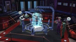 Злоключения влюбленного ученого в дополнении «The Sims 4 На работу!»
