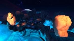 Инопланетный мир в Симс 4
