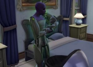 Дети инопланетян