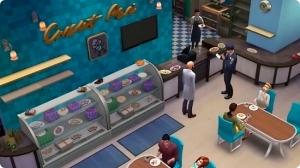 Кондитерские изделия в The Sims 4 Get to Work