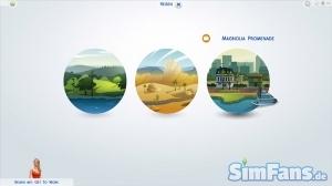 Управление городами в Симс 4