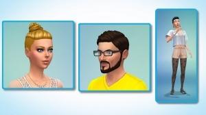 Объекты, одежда, коллекции и функции в The Sims 4 Get To Work