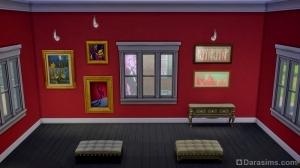 Музей в Sims 4