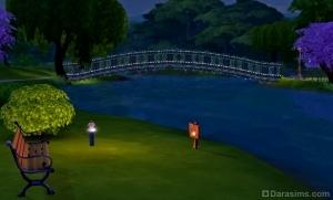 Мост симс 4