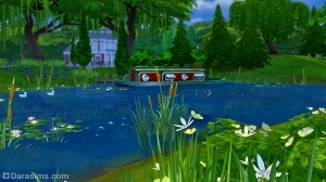 Озеро симс 4