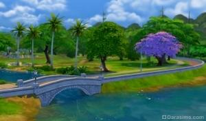Мосты в симс 4