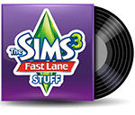 Музыка из «The Sims 3 Fast Lane Stuff»