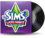 Музыка из «The Sims 3 Late Night»