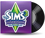 Музыка из «The Sims 3 Generations»