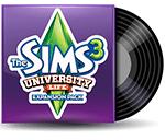 Музыка из «The Sims 3 University Life»
