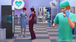 8 вещей, которые вы можете делать в дополнении The Sims 4 На работу!