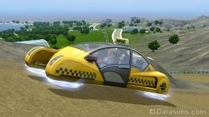 Такси из будущего