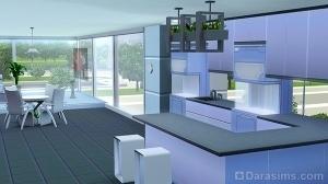 Кухня общественного центра