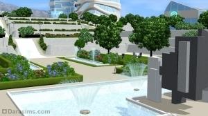 Парк размышлений в будущем