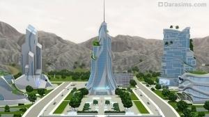 Ратуша Оазиса Приземления