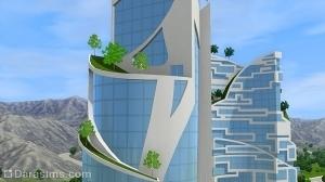Растительные элементы экстерьера в будущем