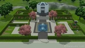 Кладбище «Милый лужок»