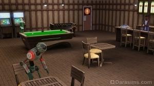 Старый бар в будущем