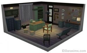 Бонус за достижение вершины карьеры детектива в The Sims 4 Get to Work