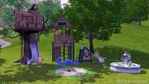 Обзор каталога «The Sims 3 Городская жизнь»