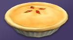 Экзотический фруктовый пирог