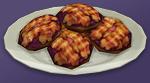 Пончики с беконом
