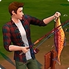 Обзор Sims 4: рыбалка в базовой игре и дополнениях