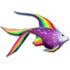 Радужная рыба