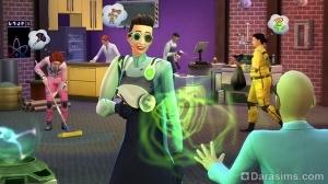 6 вещей, которые вы должны попробовать, играя в качестве ученого в дополнении The Sims 4 На работу!