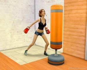 Обзор навыка фитнеса в Симс 4