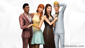 Каталог «The Sims 4 Роскошная вечеринка» выходит уже на следующей неделе!