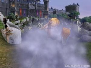 Драка в The Sims Medieval