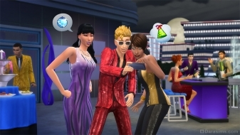 Каталог The Sims 4 Роскошная вечеринка