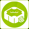 Обзор каталога «Симс 4 Внутренний дворик»