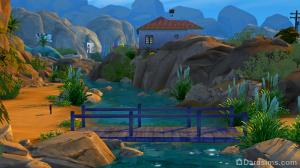 Места для рыбалки в Oasis Springs DaraSims