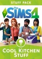 Обложка каталога The Sims 4 Cool Kitchen