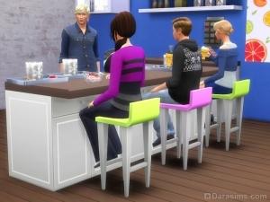 Обзор всех новинок и возможностей каталога «The Sims 4 Классная кухня»