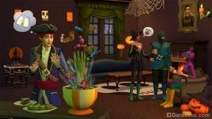 Приводите гостей в ужас с каталогом «The Sims 4 Жуткие вещи»!