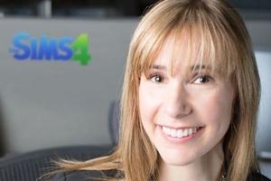 Рэйчел Франклин, глава The Sims Studio