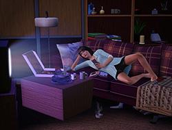Лень [Sims 3]