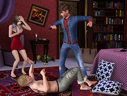 Гнев [Sims 3]