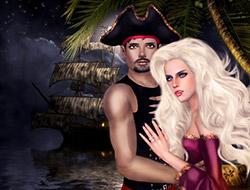 Златовласка и Пират [Sims 3]
