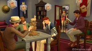 «The Sims 4 Веселимся вместе!» выйдет в декабре 2015 года