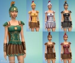 женские костюмы в кас