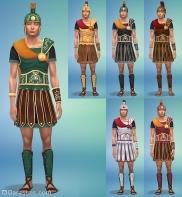мужская одежда sims 4 жуткие вещи