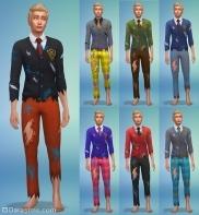 мужская одежда cas