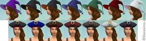 шляпы в симс 4 жуткие вещи