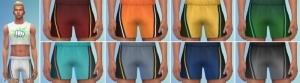 мужские шорты в CAS